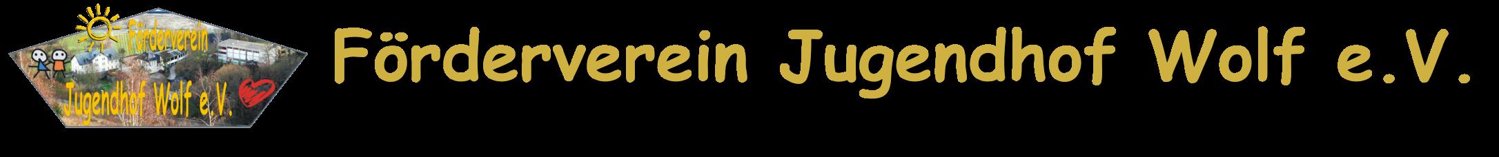 Jugendhof Wolf