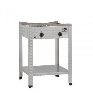 Multibräter ChattenGlut MB60 2-flammig 15 KW
