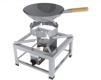 Hockerkocher ChattenGlut-HK462810 10 KW