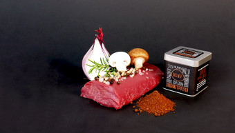 Gourmetpulver - Brown, 60g Würfeldose