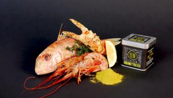 Gourmetpulver - Yellow