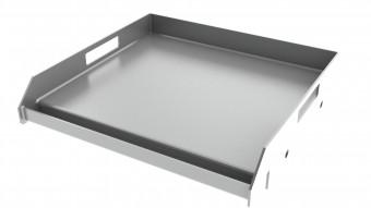 Edelstahl Griddleplatte mit Einhängerahmen