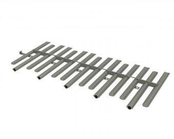 Stahl-Brennerrohr Austauschset 3,6 KW