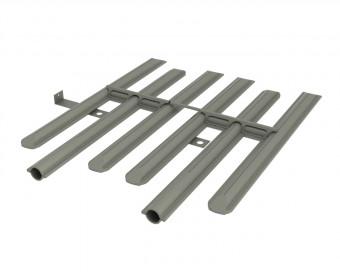 Stahl-Brennerrohr Austauschset 4,5 KW