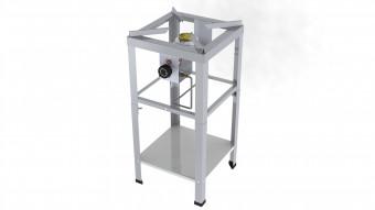 Hockerkocher ChattenGlut-CK404305 5 KW
