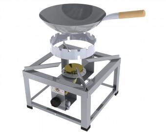 Hockerkocher HK460 V2 11 KW