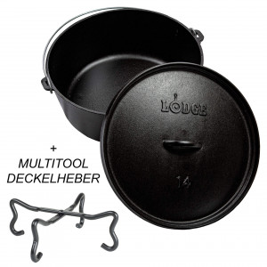 Lodge Dutch Oven 14""