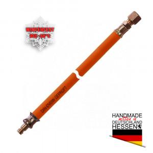 Gasschlauch MD-Schlauch winterfest SRV 8mm x Stecktülle f. Gaskupplung